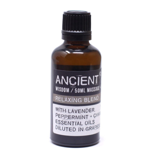 Huile de massage relaxation profonde- 50 ml