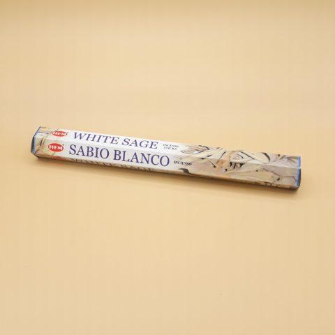 Encens HEM Sauge blanche Californienne en bâtonnets - Par 20