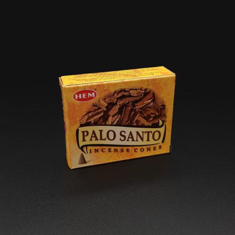 Cônes d'encens Palo santo - 10 pièces