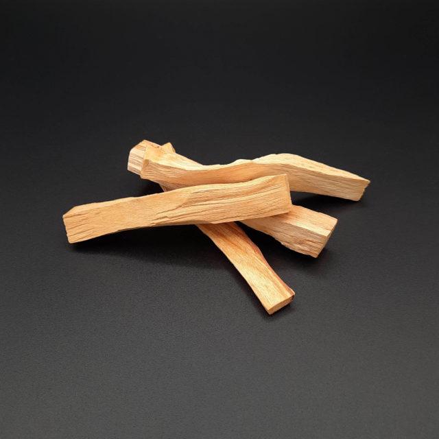 Bâtonnets en bois de Palo Santo - 25g