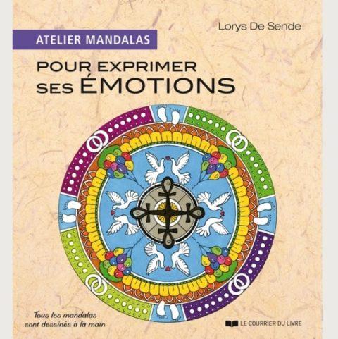 Atelier Mandalas pour exprimer nos émotions - Lorys De Sende