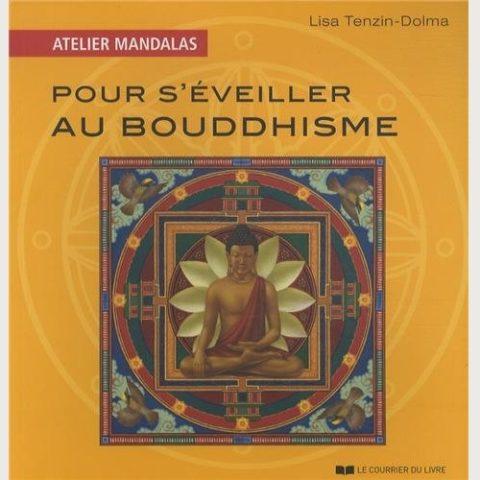 Atelier Mandalas pour s´éveiller au bouddhisme - Lisa Tenzin-Dolma
