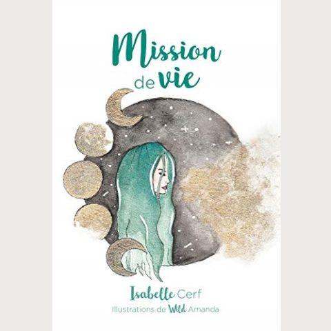 Coffret de cartes divinatoires Mission de vie - Isabelle Cerf