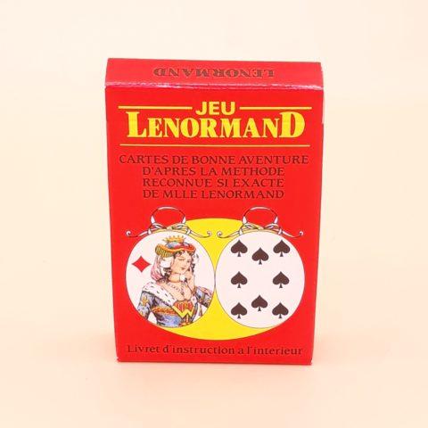 Jeu Tarot Petit Lenormand carta mundi avec livret d'instruction