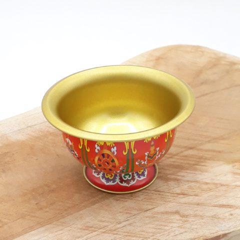 Bol à offrandes Tibétain - Handmade