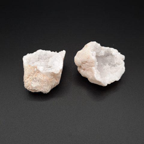 Géode de cristal de roche - 100 à 300g