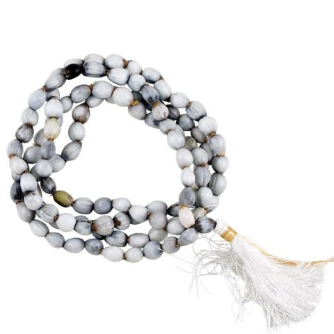 Collier Mala Vaijayanti - De 108 perles