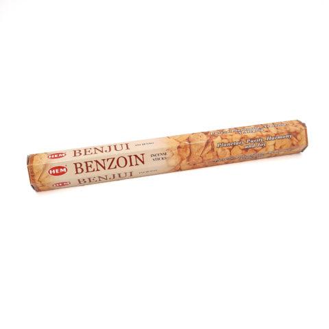 Encens en bâtons Benjoin