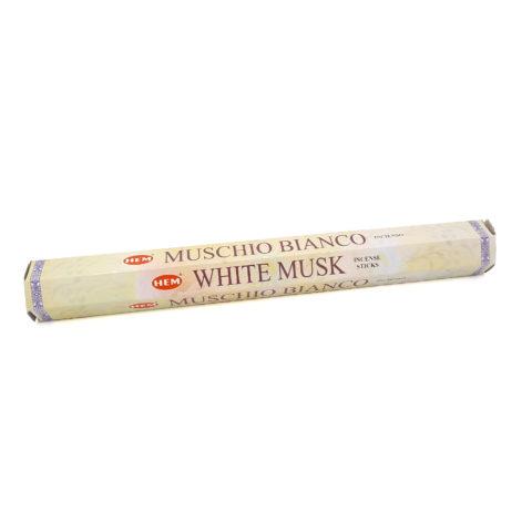 Encens en bâtons Musc blanc